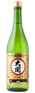 Ozeki Sake Premium Junmai 750ml - Case of 12